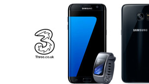 Samsung S7 Edge, 8GB for the price of 2GB + Free Samsung Gear Fit2 at 3 Mobile
