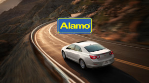 7 Days for the Price of 5 on USA Car Hire at Alamo