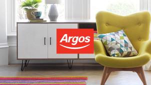 €25 Off Indoor Furniture Orders Over €150 at Argos