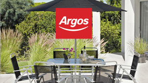 Find 25% off Outdoor Living, Toys and Homeware in Big Red Event at Argos