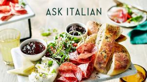 25% off Food at ASK Italian
