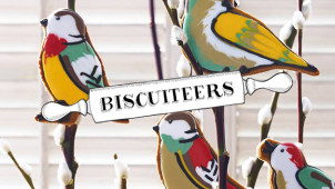 £5 Off Orders Over £30 - Say Thank You with Biscuiteers