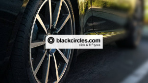Up to 40% off Tyres at Black Circles