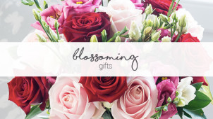 25% Off Bouquets at Blossoming Gifts