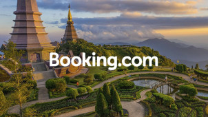 50% Off Bookings with Newsletter Sign-ups at Booking.com