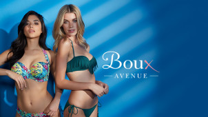 15% Off Full Price Orders Plus Up to 70% Off in the Sale at Boux Avenue