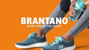 20% Off Orders Over £20 at Brantano Footwear at Brantano