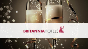 Wine and Dine Bookings from £24.50pp at Britannia Hotels