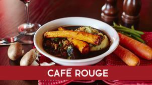 30% off Food at Café Rouge