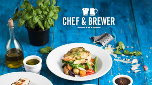 25% Off Food at Chef & Brewer