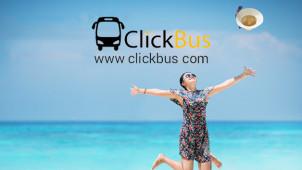 Passagem de Ônibus - 5% de desconto em todo o site