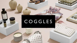 20% off Orders Over £150 at Coggles