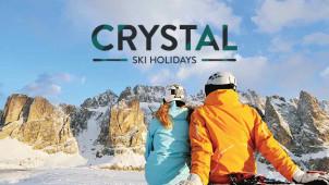 Up to 50% Off Last Minute Ski Deals at Crystal Ski Holidays