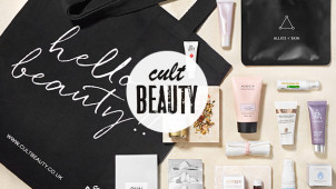 Free Delivery on Orders at Cult Beauty