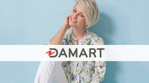 10% Off Plus Free Standard Delivery with Orders at Damart