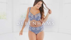 20% Off Bra Orders of 2 Items Or More at Debenhams
