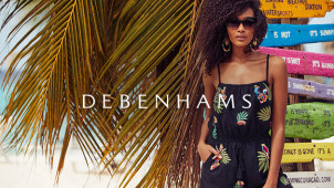 Enjoy 70% Off in The Big Summer Event at Debenhams - Ending Soon!