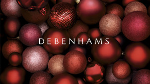 Up to 30% off in the Xmas Extravaganza at Debenhams