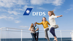 20% Off Newcastle to Amsterdam Ferry Crossing Bookings at DFDS Seaways