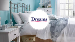 £25 M&S, Amazon.co.uk, Currys or Mothercare Gift Card on Orders Over £450 at Dreams Beds