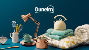 Up to 20% Off in the Dunelm Sale plus Free Delivery on Orders Over £49