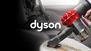 £90 Off Dyson V6 Car + Boat Extra - Now Only £169.99 at Dyson