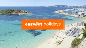 £40 off Holiday Bookings Over £800 at easyJet Holidays