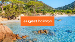 Find 15% off 200,000 Seats at easyJet Holidays