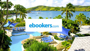 12% Off Hotel Bookings with ebookers