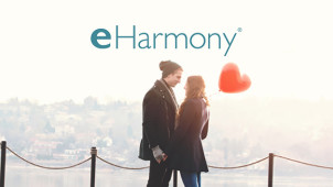 £9.95 per Month on 12 Month Membership Orders at eHarmony