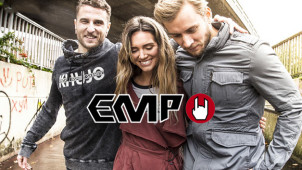 15% Off Band Merchandise at EMP