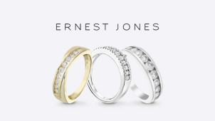 Up to 25% Off Diamond Rings at Ernest Jones