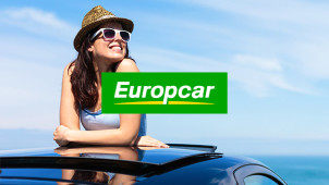 £15 Off Bookings Over £150 at Europcar