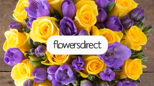 £5 off Orders Over £35 plus 25% Extra Roses at Flowers Direct