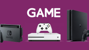 Enjoy £5 or more off Games and accessories in the Game spring sale