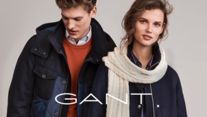 10% off First Orders Plus Free Delivery on Orders Over £50 at GANT