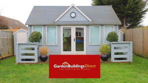 10% Off Orders at Garden Buildings Direct