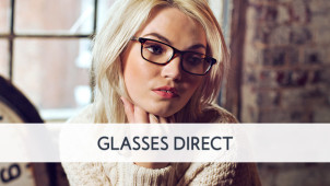 50% off Frame Orders Over £49 at Glasses Direct