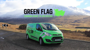 Rescue from £25 at Green Flag