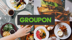 Enjoy 50% Off Food and Drink Plus Huge Savings on Days Out Activities at Groupon