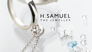 Up to 50% Off Diamonds at H Samuel