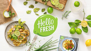 55% Off First and Second Boxes at HelloFresh