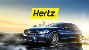25% off Worldwide Car Hire Bookings at Hertz