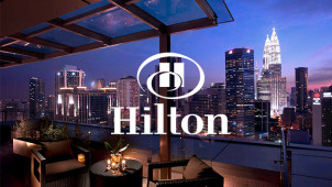 20% off Advance Bookings at Hilton Hotels