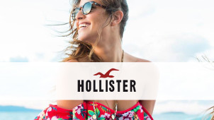 Find £20 Off in the Summer Sale at Hollister