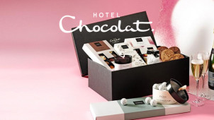 10% off Orders Over £35 at Hotel Chocolat