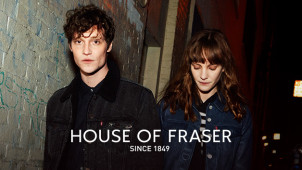 Up to 30% off Beauty at House of Fraser