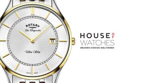 Up to 25% off Luxury Watches at House of Watches