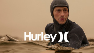 10% Off First Order Over £40 at Hurley