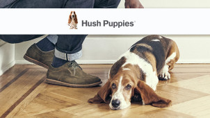 10% off Orders at Hush Puppies